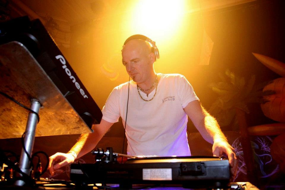 DJ Ambient Daan